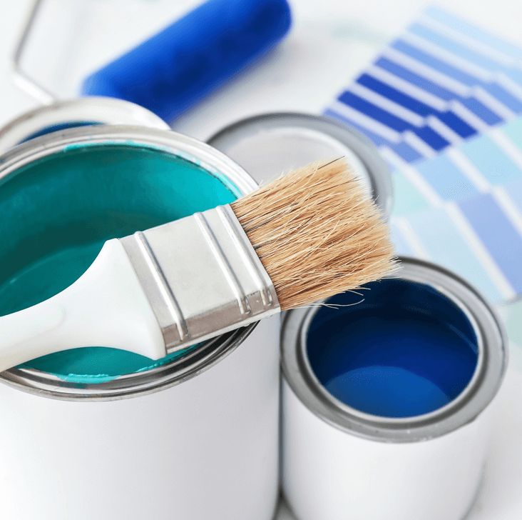 Painting and decorating services in Gosport and Fareham