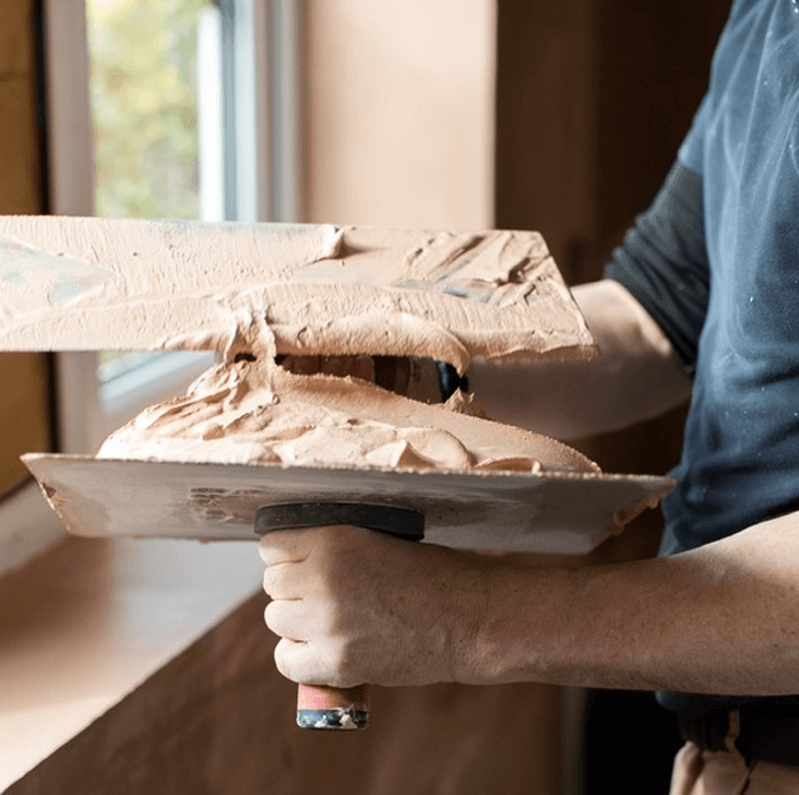 Plastering services in Gosport and Fareham