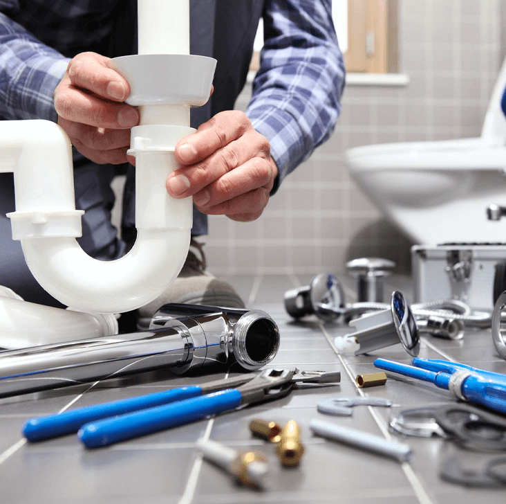 Professional plumbing services in Gosport and Fareham